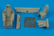 F-16C Falcon Block 25/32 cockpit set - 1/48 - Tamiya