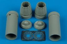 F/A-18A Hornet exhaust nozzle - closed position - 1/48 - Hobbyboss
