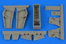 F-4J/S Phantom II wheel bay - 1/48 - Academy