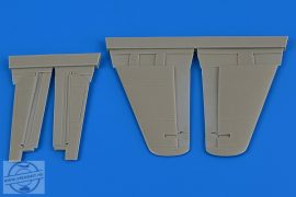 Me 262A/B control surfaces - 1/48 - Hobbyboss