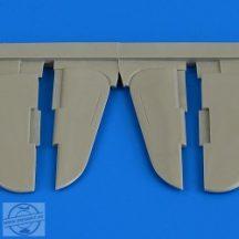 Yak-3 control surfaces - 1/48  - Eduard