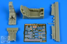 IAI Kfir C7 cockpit set