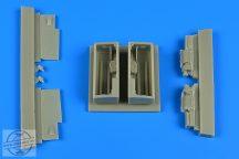 IAI Kfir C2/C7 gun bay - 1/48 - AMK