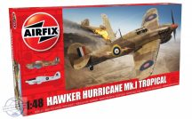 HAWKER HURRICANE Mk.I Tropical  - 1/48