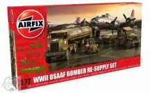 WWII USAAF 8th Air Force Bomber Resupply Set 1:72 - NEW TOOLS!