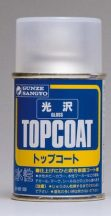 Mr. Top Coat 86ml Gloss (lakk)