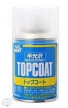 Gunze Topcoat - Semi Gloss, seidenmatt