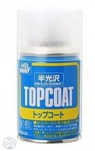 Gunze Topcoat - Semi Gloss, seidenmatt