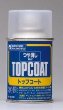Mr. Top Coat Flat 86ml (lakk)