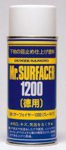 Mr. Surfacer 1200 170ml  (Felületkiegyenlítő, alapozó )
