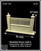 MODULAR FENCE WALL II. - 1/35
