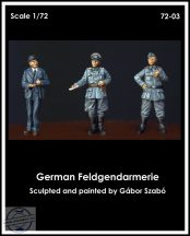 GERMAN FELDGENDARMERIE - 1/72