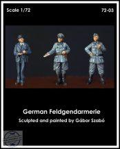 GERMAN FELDGENDARMERIE - 1/72