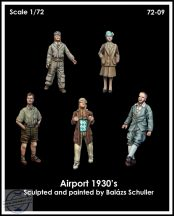 AIRPORT 1930'S - 1/72