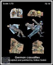 GERMAN CASUALTIES - 1/72