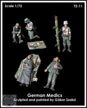 GERMAN MEDICS - 1/72