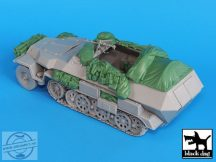 Sdkfz 251 C accessories set - Dragon - 1/35