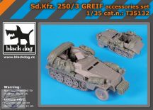 Sd.Kfz 250/3 Greif - Dragon - 1/35