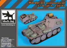 Marder III accessories set - Dragon - 1/35