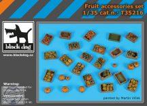 Fruit accessories set - 1/35