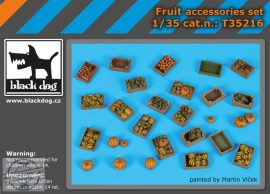 1/35 Fruit accessories set