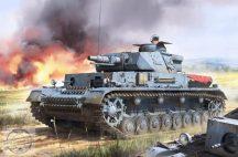 Panzer IV Ausf. F1 mit Zusatzpanzerung - 1/35