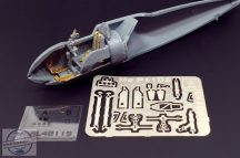 Me P1103 rocket fighter (Brengun kit) - 1/48