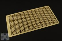 PSP Perforated steel plates - 1/72