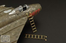 Step ladders Mig-15/Mig-17 (two type) - 1/72