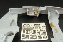 Yak-1 (Brengun kit) - 1/72