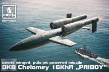 OKB Chelomey 16KhA PRIBOY missile - 1/48
