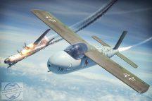 Me P.1103 rocket fighter - 1/48