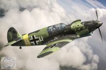 Yak 1 captured - 1/72