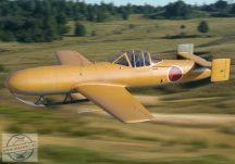 Yokosuka Ohka MXY7-K1 trainer - 1/72