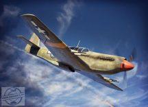 P-51 Mustang Ia. - 1/72