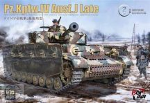 Pz.Kpfw.IV Ausf.J Last (Late) - 1/35