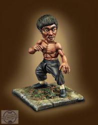 Bruce Lee - 54 mm