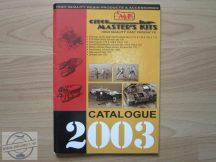 CMK - Planet Models katalógus 2003