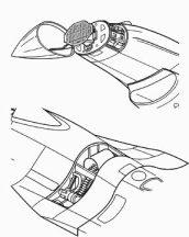 F - 16A - armament set for HAS