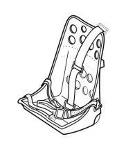 A6M2b Zero Seat