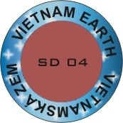 Vietnam Earth PIGMENT