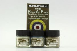 Mr. Color - Royal Air Force (WWII) color early