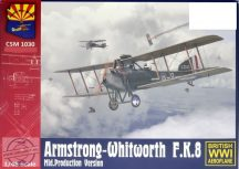 Armstrong-Whitworth F.K.8 Mid.production version - 1/48