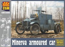 Minerva Armoured Car - 1/35