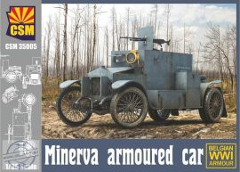 Minerva Armoured Car - 1/35