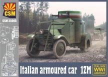 Italian Armoured Car 17M - 1/35