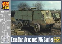 Canadian Armoured MG Carrier - 1/35