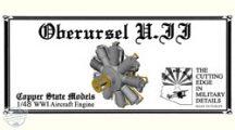 Oberursel Ur.II - 1/48