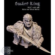 Dwarf King. Bust 1/16