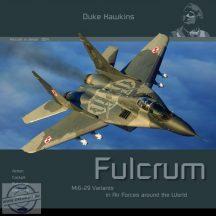 Fulcrum Mig-29 Variants